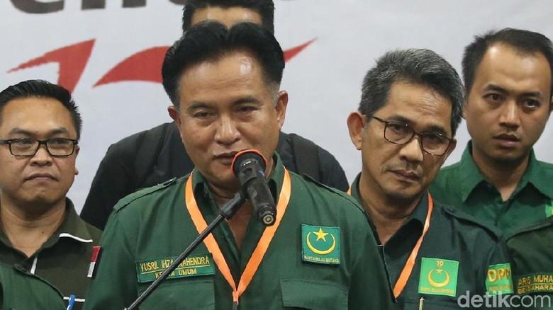 Yusril: Draf Aliansi yang Disusun Ulama Tak Direspons Prabowo