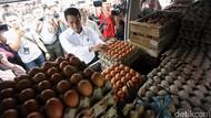 Operasi Pasar Berlanjut hingga Harga Telur Turun ke Rp 25.000/Kg
