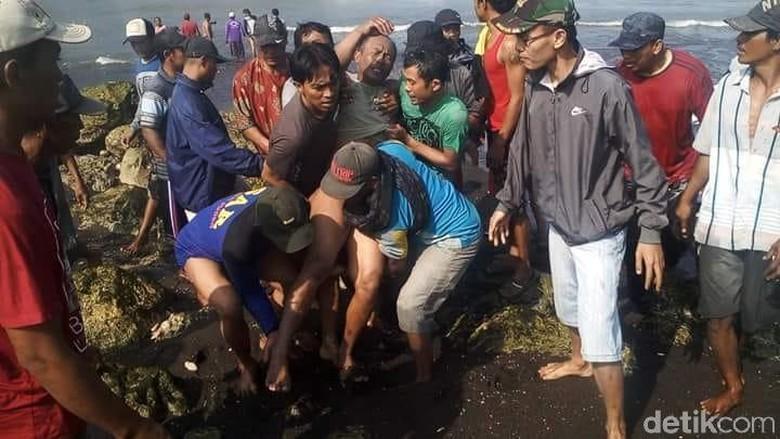 Berikut Nama Korban Kapal Tenggelam di Jember