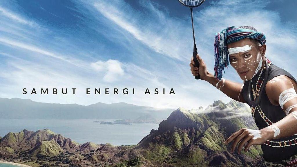 Cerita Fotografer di Baik Kerennya Iklan Asian Games 2018