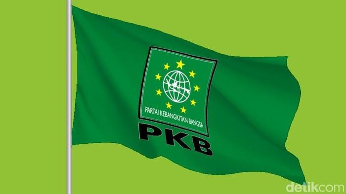 Ilustrasi Bendera Parpol pemilu