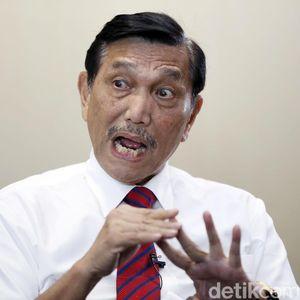 Soal Kelonggaran Usaha, Luhut: Yang Ngomong Pro Asing Asbun!