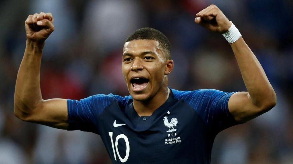 Mbappe Berharap Pemenang Ballon dOr dari Prancis, Siapapun Itu