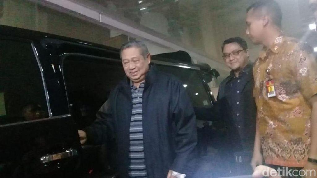 Sudah Sehat, SBY Tinggalkan RSPAD
