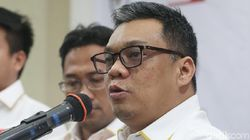 Nol Koma di Survei, Partai Garuda: Mesin Partai Belum Maksimal
