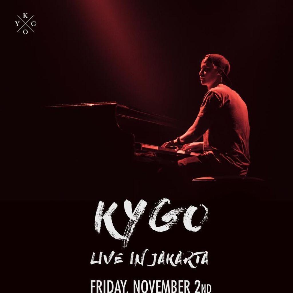 Jakarta Akan Kedatangan Tamu Lagi, Kygo Konser 2 November 2018