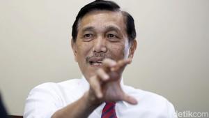 LRT Palembang Mogok Lagi, Luhut: Menurut Saya Biasa Saja
