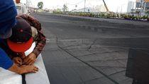 Sandi Ingin Pajang Tanaman di Waring Penutup Kali demi Asian Games