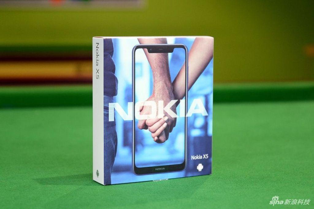 Setelah sempat ditunda, peluncuran Nokia X5 akan dilakukan 19 Julu ini. Foto: cnbeta