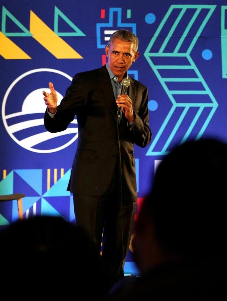 Barack Obama Debut di Tangga Lagu Billboard