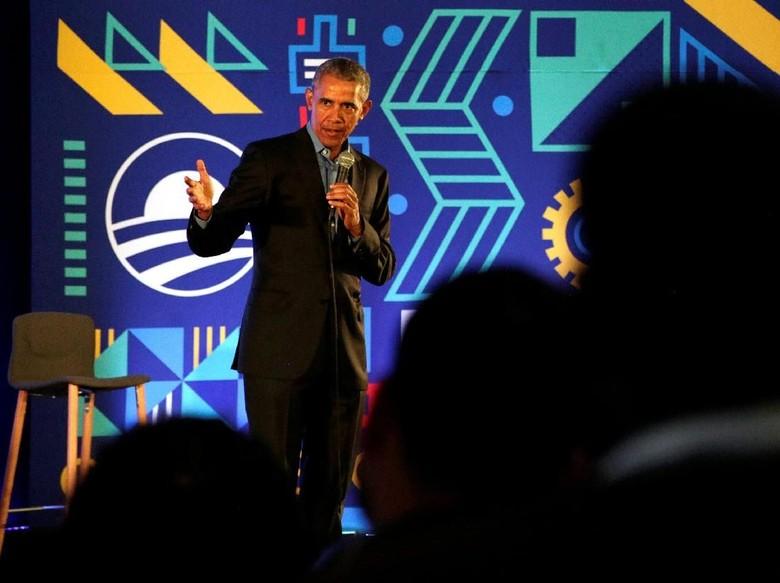 Barack Obama Foto: Themba Hadebe/Pool via REUTERS