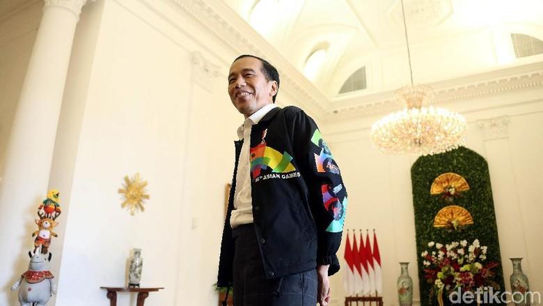 Jokowi Yakin Target 16 Emas di Asian Games Terlampaui
