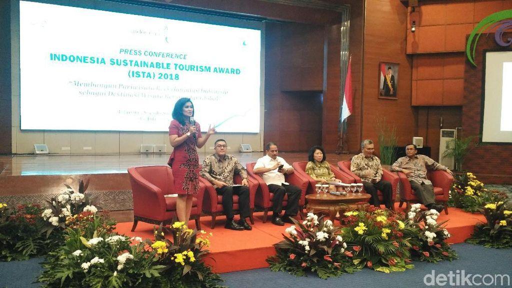 Gelar ISTA 2018, Indonesia Ingin Jadi Destinasi Berkelanjutan Kelas Dunia