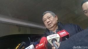 Demokrat: SBY Sudah Kembali Beraktivitas di Rumah