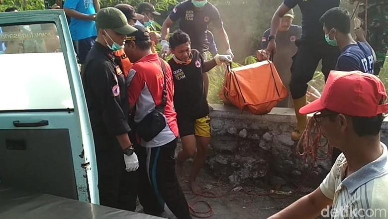 Tak Ada Kabar 4 Hari, Pria Ini Ditemukan Tewas Mengambang di Sungai