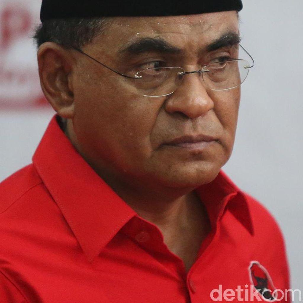 Ketua PDIP Tangkap Sinyal Prabowo Ingin Gerindra di Luar Pemerintah
