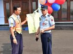 Dinilai Berbahaya, Balon Melintas di Area Lanud Halim Diturunkan
