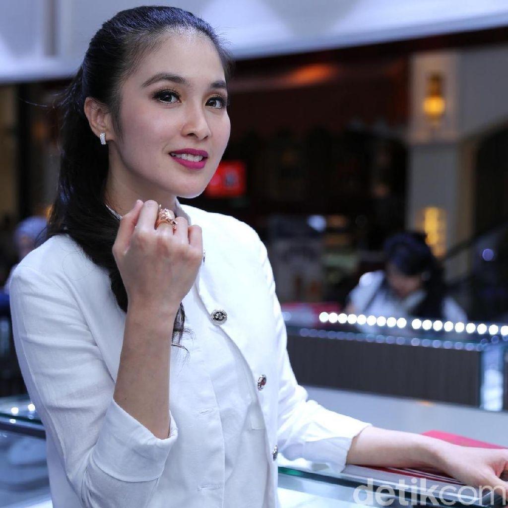 Penakut, Sandra Dewi Tolak Tawaran Main Film Horor