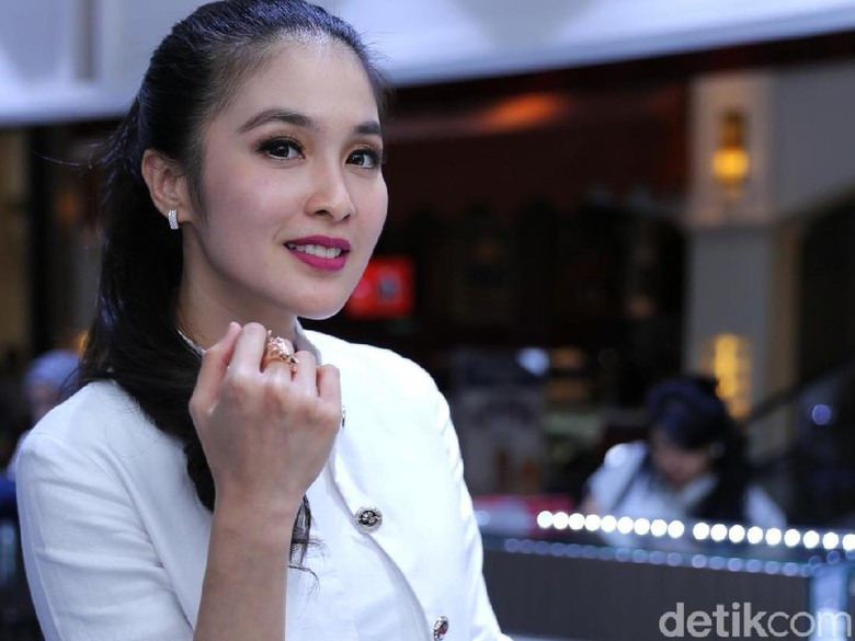 Setop Donor ASI, Sandra Dewi Ingin Tambah Momongan Tahun Depan