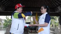 Di Blitar, Kirab Obor Asian Games 2018 Start di Makam Bung Karno
