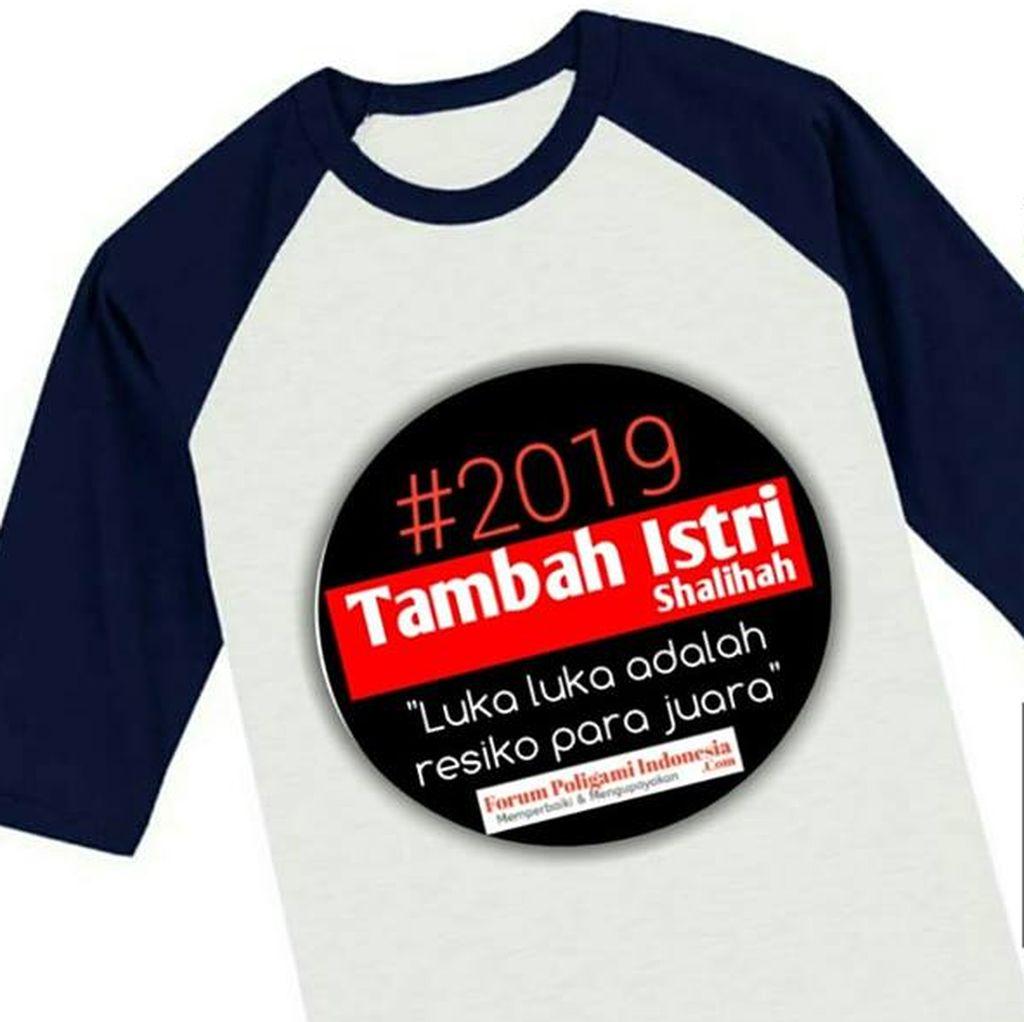 Gerindra: #2019tambahistri Jadi Bukti Viralnya #2019GantiPresiden