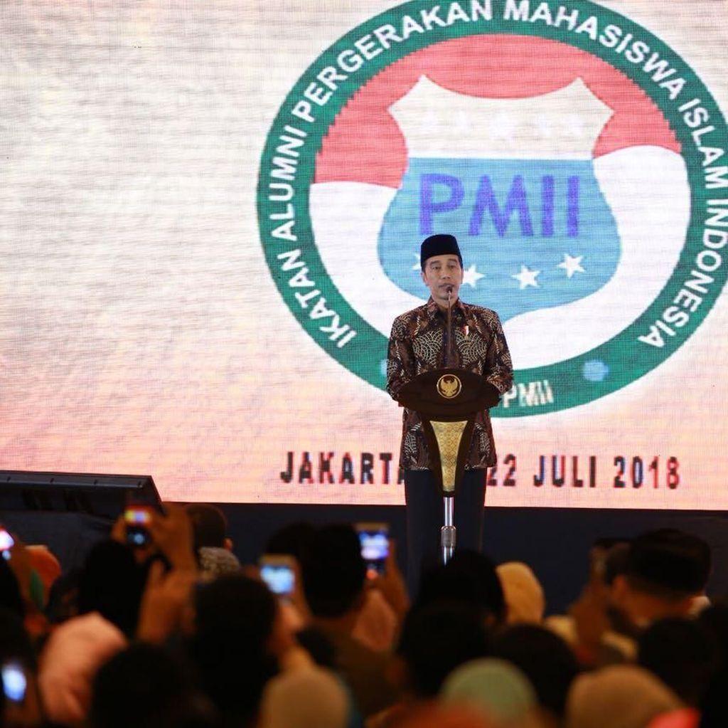 Jokowi akan Bangun 1.000 Balai Latihan Kerja di Pesantren