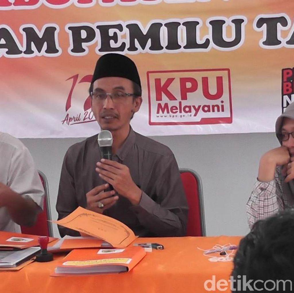 Ada 3 Eks Napi Daftar Caleg di Rembang