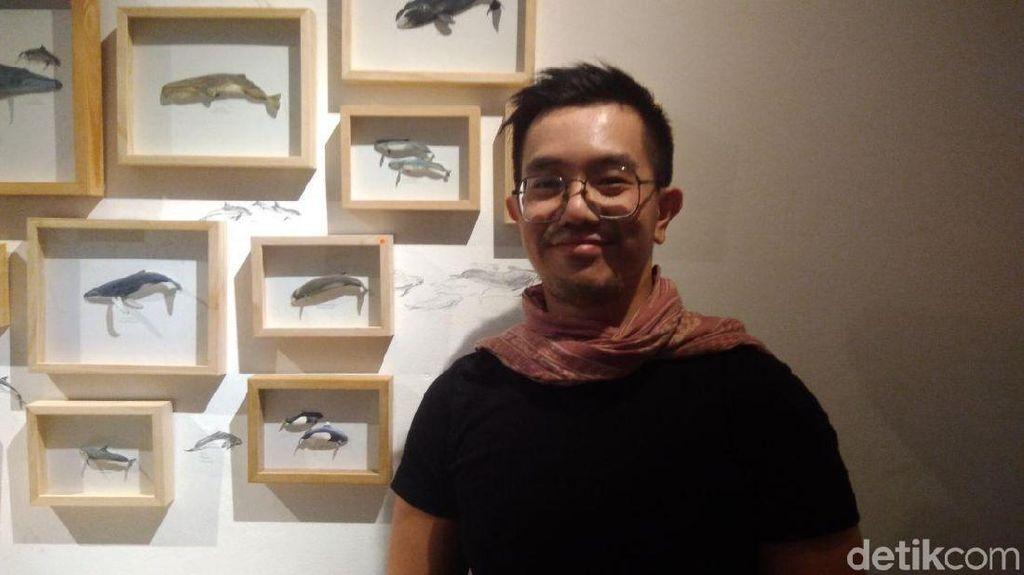 Cerita Ilustrator Sandy Lee Pamer Karya Kertas di Melbourne