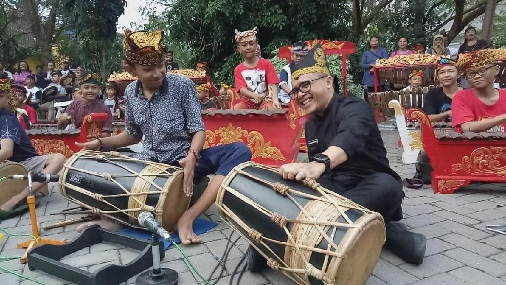 Kawah Ijen dan Banyuwangi Sambut Obor Asian Games 2018