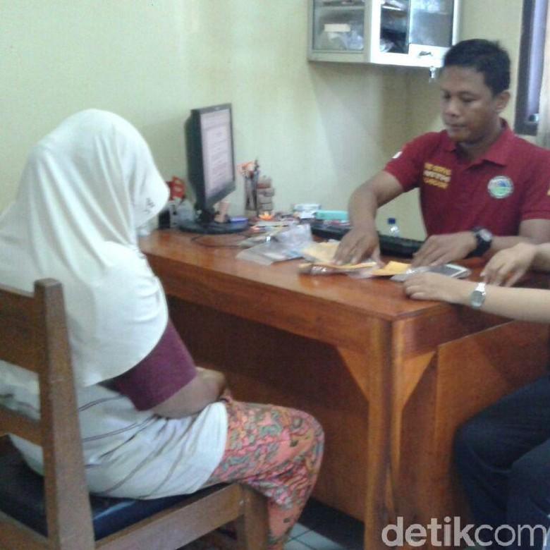Ibu Rumah Tangga di Tegal Edarkan Sabu Dipandu Suami dari Lapas