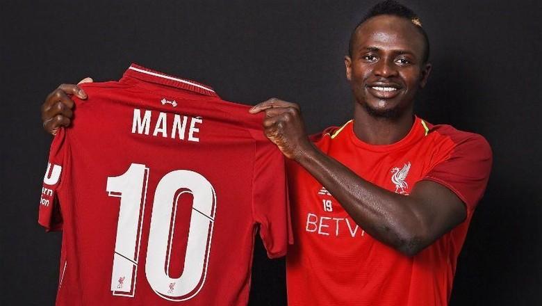Sadio Mane (LiverpoolFC)
