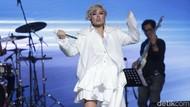 Agnez Mo Betah di 10 Besar Tangga Lagu Apple Music