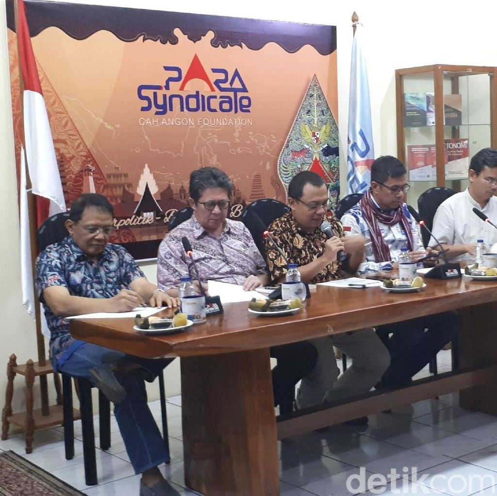 Koalisi Pilpres, PD Ambil Pelajaran dari Kotak Kosong Makassar