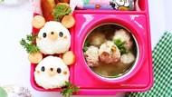 Yuk, Contek Cara Ibu-ibu Jepang Ini Bentuk Nasi  Bekal Sekolah Jadi Menarik!