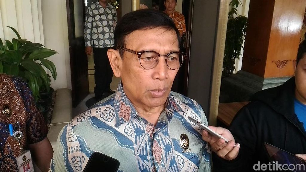 Wiranto Tanggapi Protes Rencana Pembentukan DKN: Ayo Blak-blakan!