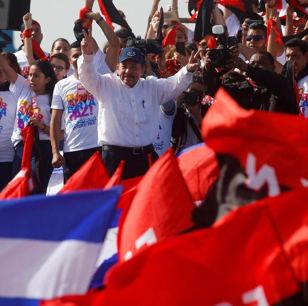 39 Tahun Revolusi, Presiden Daniel Ortega Terancam Kudeta