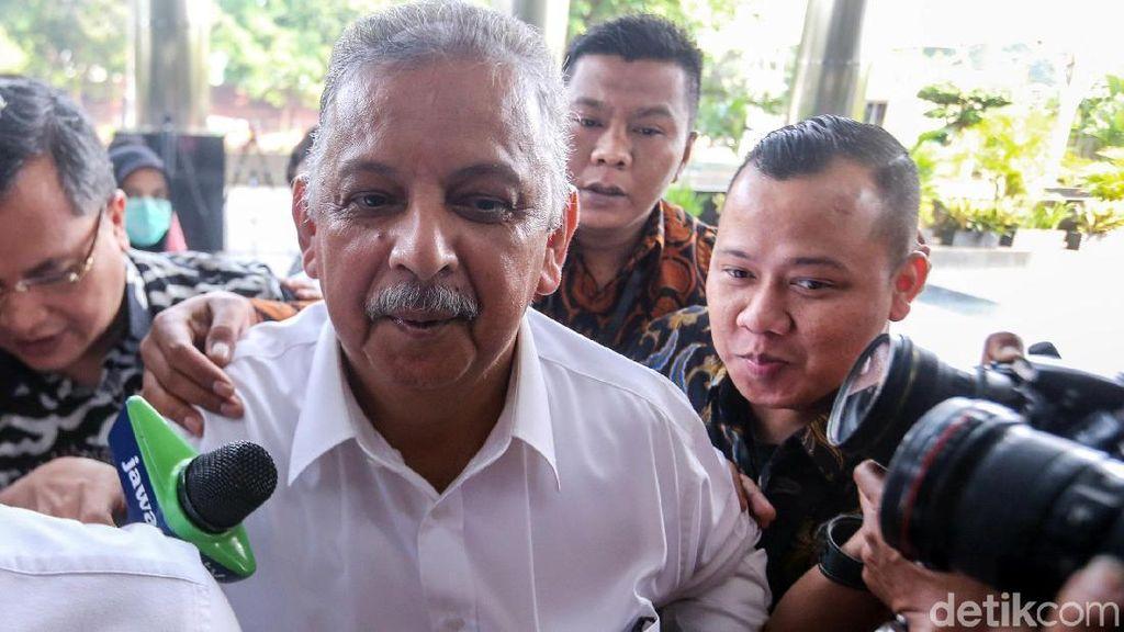 Dirut PLN Sofyan Basir Diperiksa Sebagai Saksi Kasus PLTU Riau-1