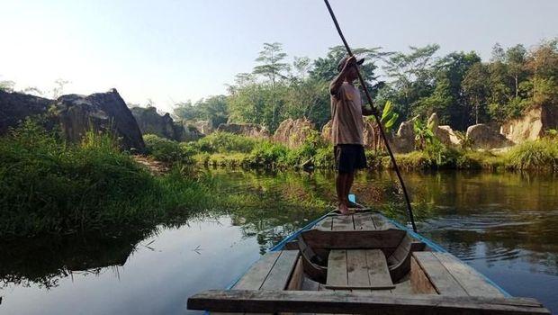 Tebing Koja di Tangerang