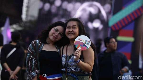Intip Keseruan Hari Pertama We The Fest 2018