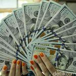 Makin Galak, Dolar AS Sore Ini Rp 14.659