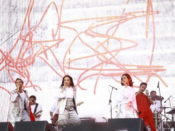 GAC Sampaikan Pesan Persatuan di We The Fest 2018