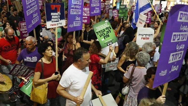 UU Negara Bangsa Yahudi Dinilai Turunkan Status Warga Arab Israel