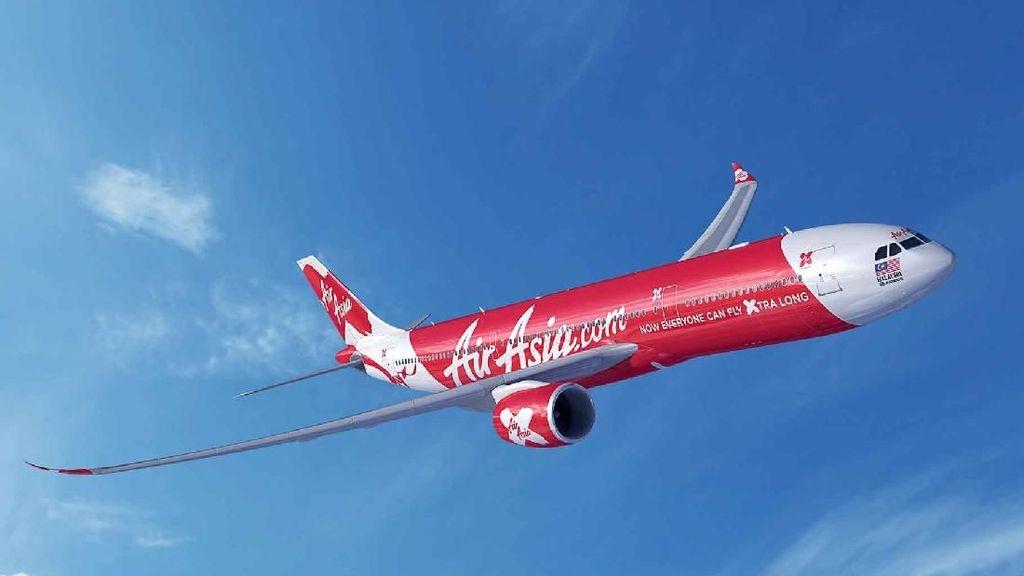 Penerbangan AirAsia ke Lombok Terganggu Gempa, Penumpang Boleh Ganti Jadwal