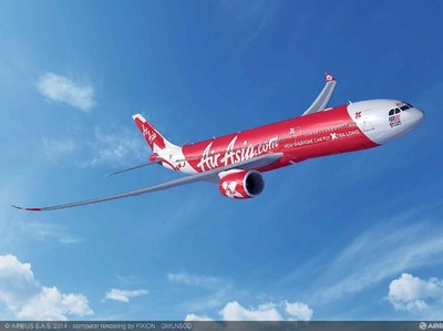 Penerbangan AirAsia Pindah ke Terminal 2 Soekarno-Hatta