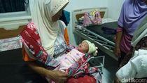 Banyak yang Ingin Adopsi Bayi Lucu yang Dibuang di Grobogan