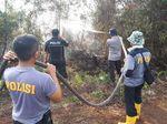 15 Hektare Hutan Konservasi di Riau Terbakar