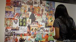 Lewat Festival smArt Dia.Lo.Gue, Seni lustrasi Bisa Diapresiasi Publik