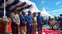 Gemuruh F-16 hingga Hawk di Langit Riau saat Latihan TNI AU