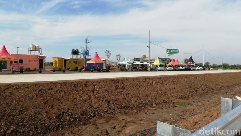 Warga Bisa Jual Rawon hingga Kupang Kraton di Rest Area Tol Pasuruan