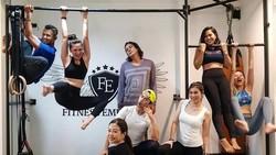 Di Film Mirip Suzzanna, Luna Maya Tetap Garang Kalau Sedang Olahraga